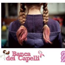 Grafica x collaborazione con Banca dei Capelli