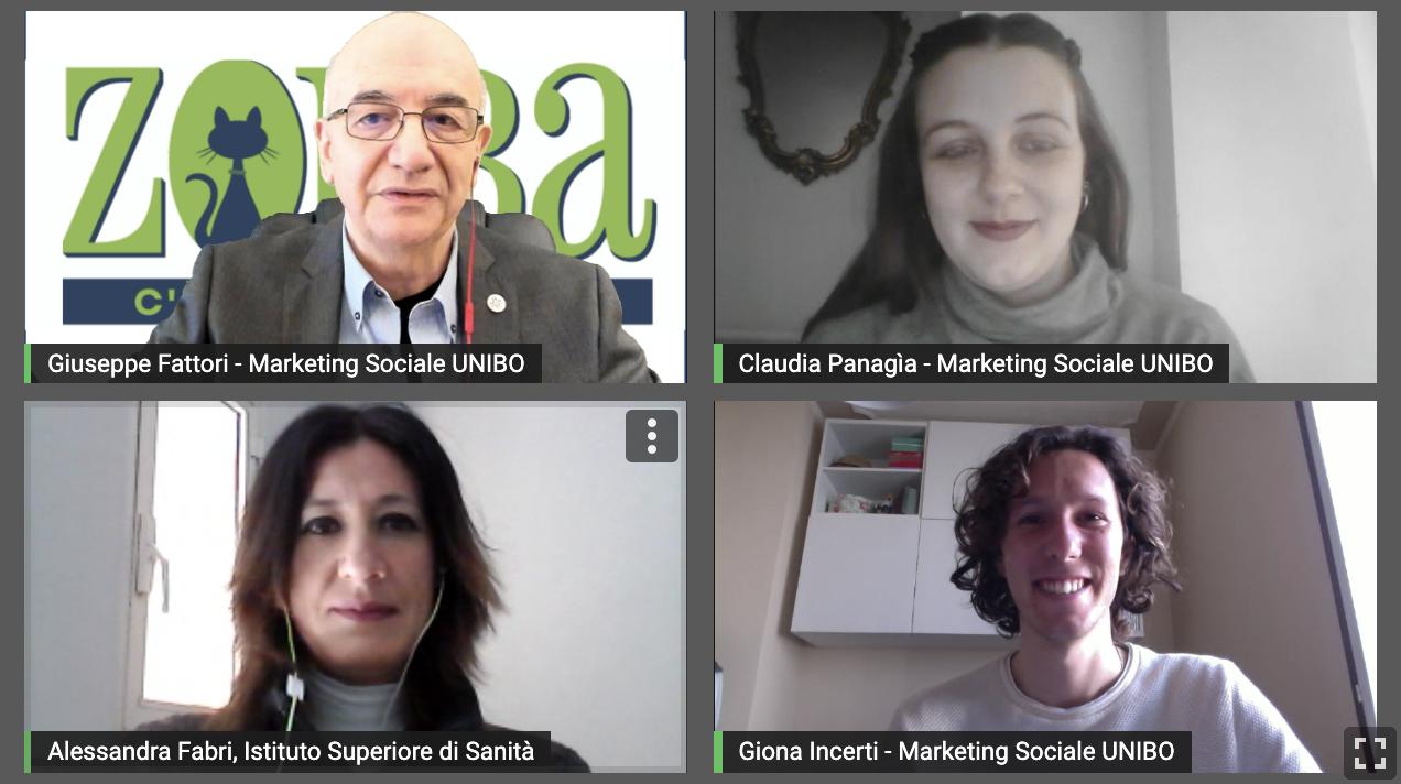 dia Panagia - Marketing Sociale UNIBO 2